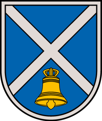 Iecava Municipality - Image: LVA Iecavas novads COA
