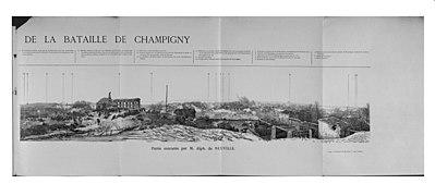 La Bataille de Champigny, Alphonse de Neuville part.jpg