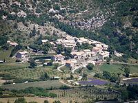 La Rochette-du-Buis Vue d'ensemble 2.JPG