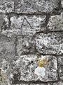 La Roque-sur-Cèze - Pont Charles-Martel detail IMG 4683.JPG
