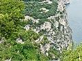 Lago di Garda, Gardasee, Wanderweg to Valle di Ledro - panoramio.jpg