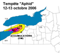 Lake Effect Aphid Snow Storm-2006-october-12-13 fr.png