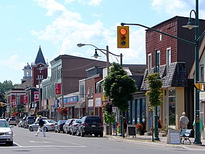 English: Lakefield (part of Smith-Ennismore-La...