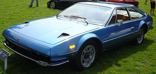 Lamborghini Jarama 1 – 500px Lambo Jarama