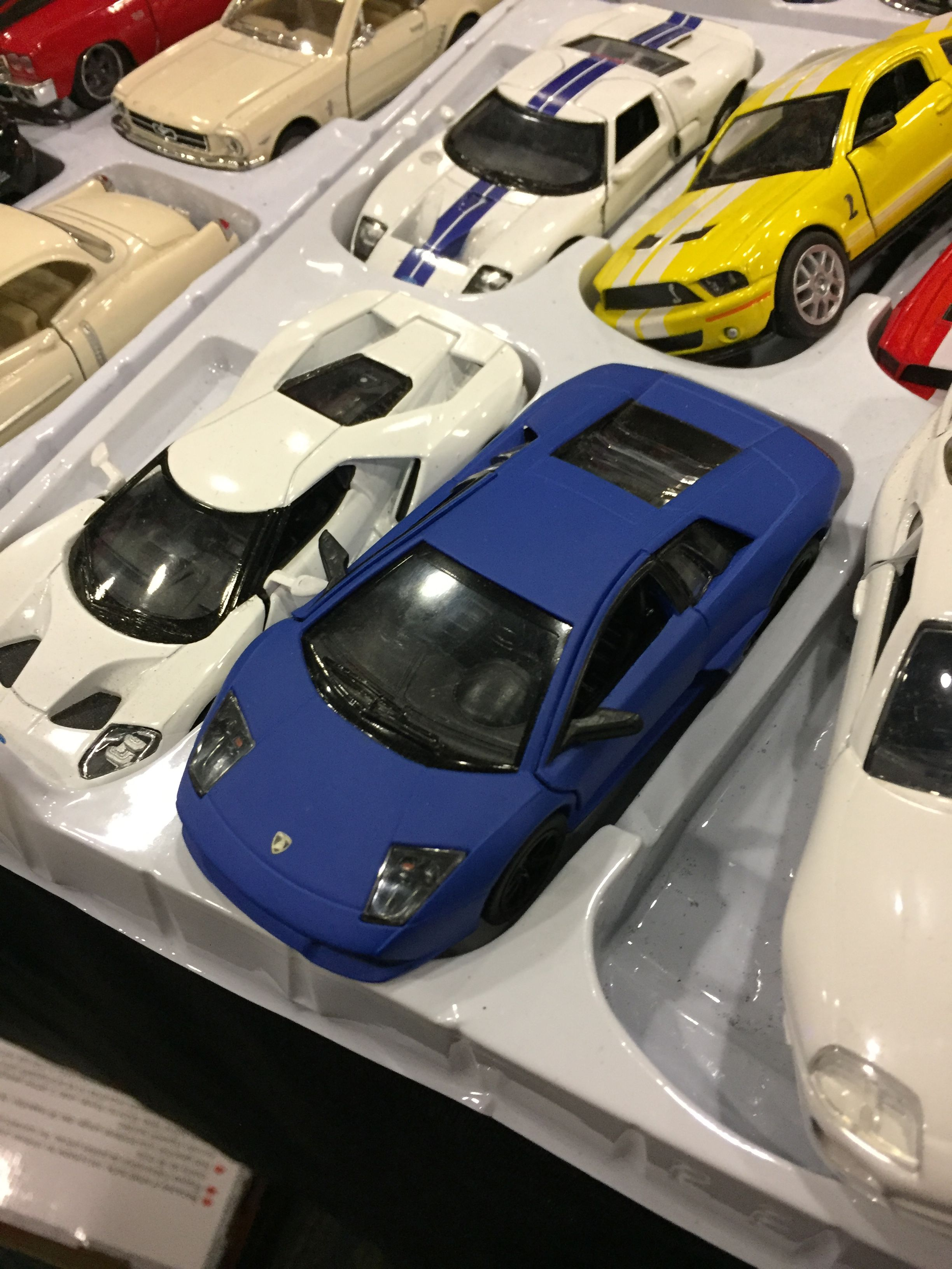 File Lamborghini Murcielago Azul Diecast Convention Mexico 2017