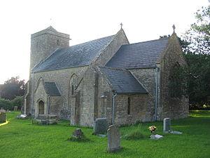 Lamyat - Image: Lamyatt church