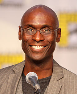 Photo de Lance Reddick