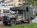 Land Rover Defender Ex-KFOR Ambulance.jpg