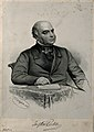Langston Parker. Lithograph by T. H. Maguire, 1855. Wellcome V0004492.jpg