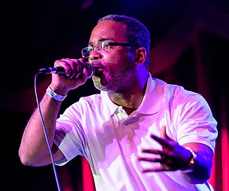 Large Professor - Image: Large Professor @ Rahzel and Friends Brooklyn Bowl 2016