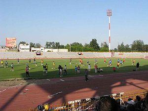Alcazar Stadium - Image: Larissa Alkazar