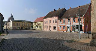 Lassan, Germany Place in Mecklenburg-Vorpommern, Germany