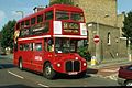 Last day of the 38 Routemaster, October 2005 - Flickr - sludgegulper (11).jpg