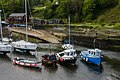 Laxey Harbour, Isle of Man, May, 2017.jpg