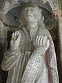 Le Faou (29) N.D. de Rumengol Porche sud Apôtre 11.JPG