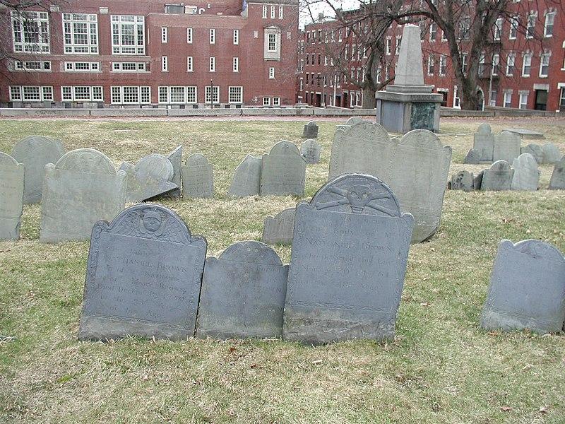 File:Leaning Tombstones.jpg