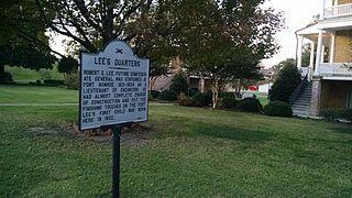 Quarters 17 (Fort Monroe) historic officers quarters located at Fort Monroe, Hampton, Virginia