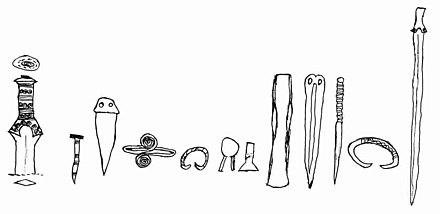 die lneburger gruppe in der bronzezeit