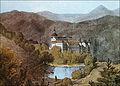 Lemberg pri Novi Cerkvi Castle 1680.jpg