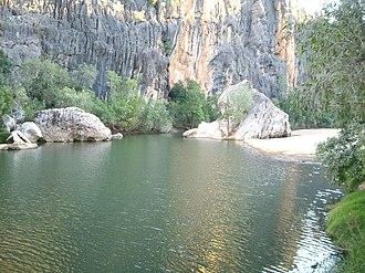 Kimberley (Western Australia) - Lennard River