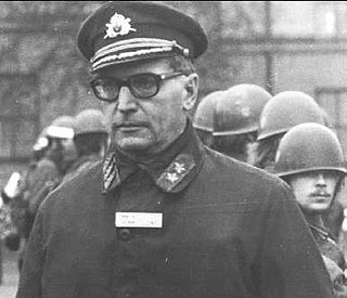 Lennart Ljung (general) Swedish general and supreme commander