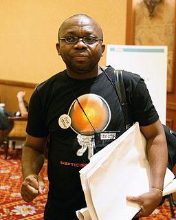 Leo Igwe Nigerian human rights activist