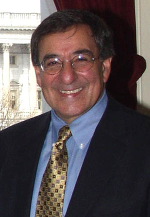 1996 United States federal budget - Image: Leon Panetta, informal photo