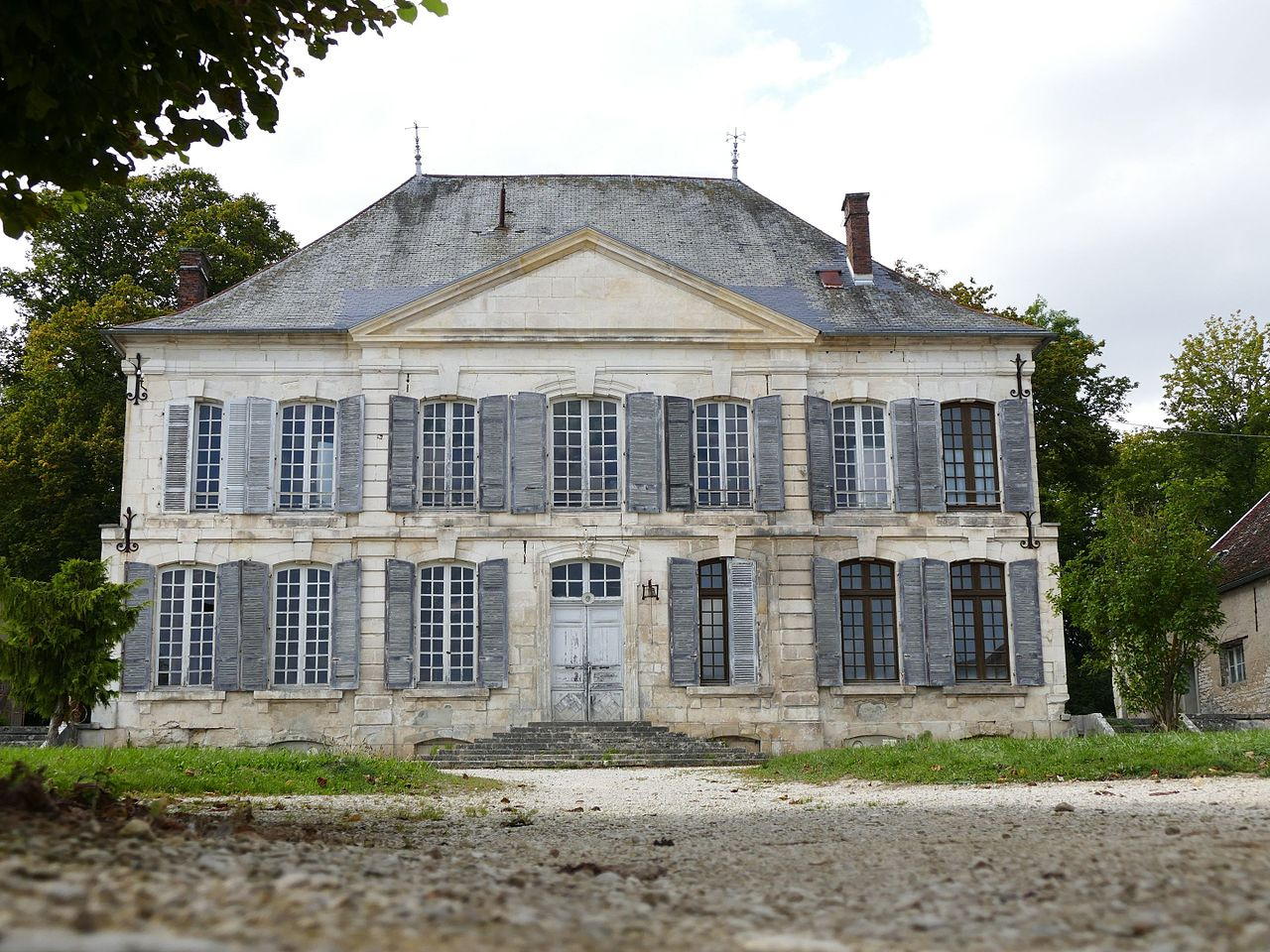 Les Riceys - Château du clos Saint-Roch - 2.jpg