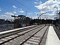 Les voies du terminus provisoire du T11 Express à Epinay-sur-Seine.jpg