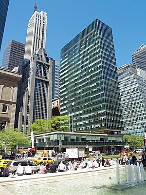 Lever House - Image: Lever House by David Shankbone