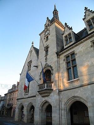 Libourne - Town hall