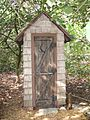 Lighthouse Keeper's Cottage outhouse (Cape Florida Lighthouse) 002.jpg