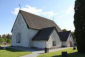 Lillkyrka - Lillkyrka church