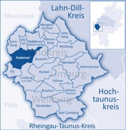 Limburg-Weilburg Hadamar