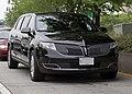 Lincoln Mk T Town Car limousine.jpg