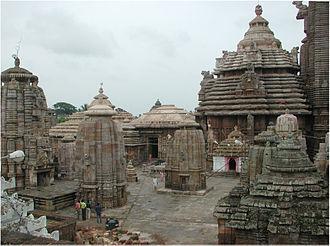 Lingaraja Temple - Image: Lingaraj temple Bhubaneswar 11005