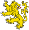 Lion Rampant Regaurdant.svg