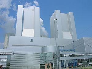 Lippendorf Power Station - Lippendorf new power station
