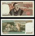 Lire 20000 (Tiziano).JPG