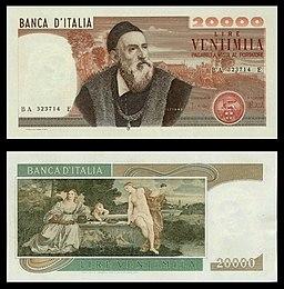Lire 20000 (Tiziano)
