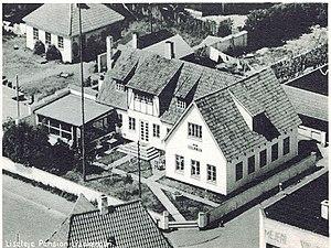 Liseleje - Liselængen, a motel opened in 1936