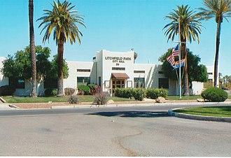 Litchfield Park, Arizona - Litchfield Park City Hall