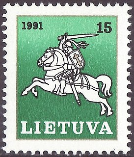 Postage stamps and postal history of Lithuania