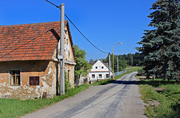Litichovice, main street.jpg