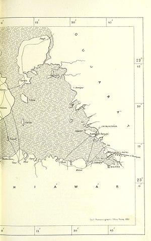 Little Rann of Kutch - Little Rann of Kutch East Part 1896