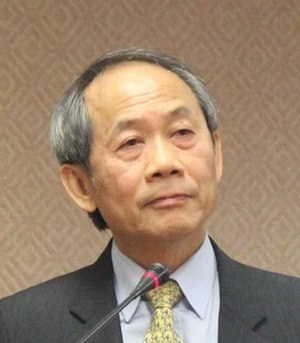 Central Election Commission (Taiwan) - Liu I-chou, the incumbent Chairperson of CEC.
