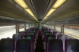 British Rail Class 175 - Image: Llandudno railway station MMB 04 175112