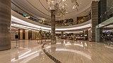 Lobby of the hotel Crowne Plaza Vientiane.jpg