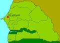 Localisation de Tivaouane au Sénégal.png