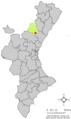 Localització d'Aiòder respecte del País Valencià.png